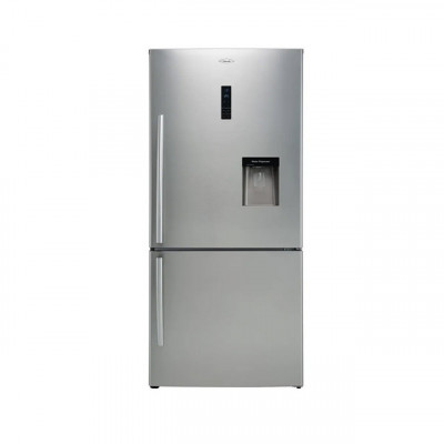 NEVERA HACEB BOTTOM MOUNT OTTAWA 514 LITROS HACEB - PANEL DIGITAL - INOX